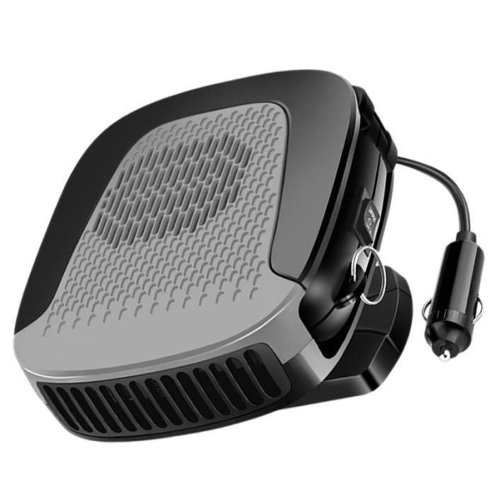 1pc Chauffe-Premium Pratique durable Multifonctionnariat Virtuce chauffage d'appoint pour vehicule confort conducteur passager