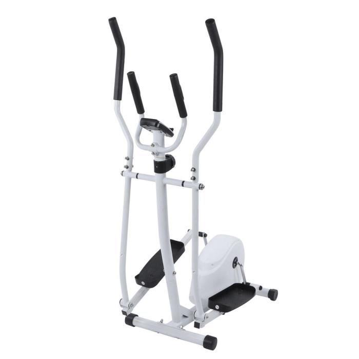 Sonew Machine elliptique Entraîneur Elliptique Magnétique Machine d'Entraînement d'Exercice Intérieure Équipement de Fitness