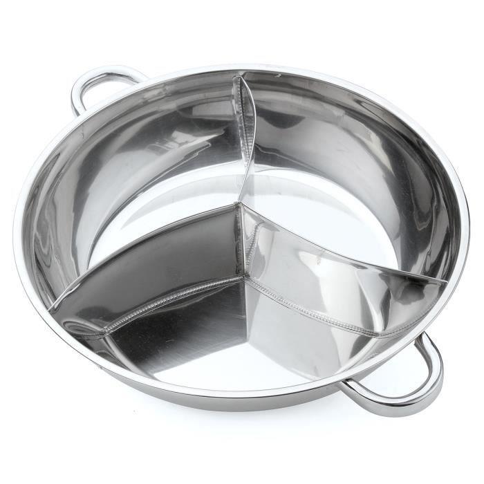 AVANC Fondue Hot Pot Marmite Chaud Shabu DIA. 400mm
