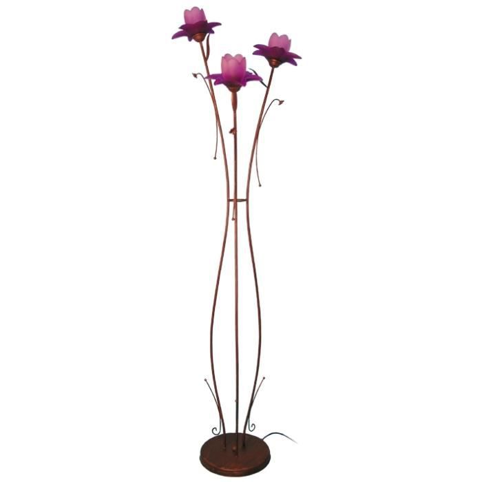 Lampadaires TULIPANO TOSEL Violet
