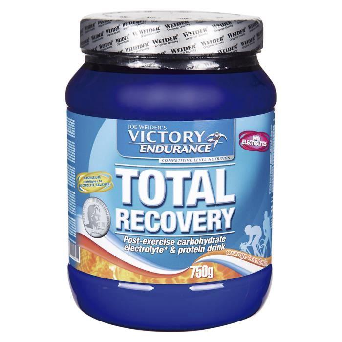 WEIDER Sachet de Total Recovery Pasteque 750g