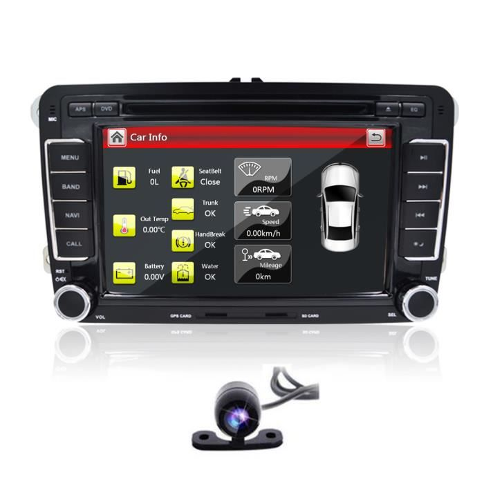 autoradio golf 5 pas cher autoradio gps android volkswagen. Black Bedroom Furniture Sets. Home Design Ideas