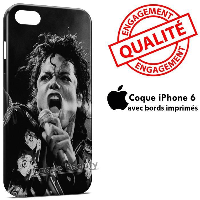 coque iphone 6 michael jackson