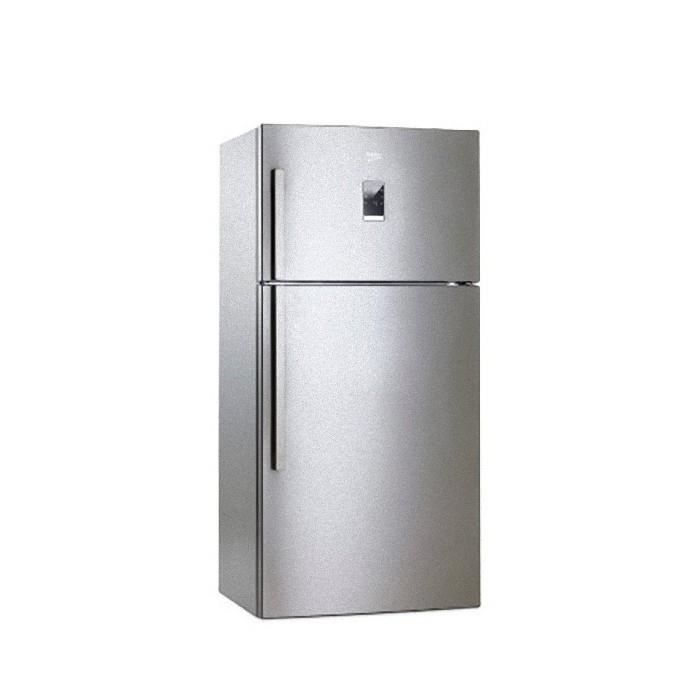 beko refrigerateur double porte frigo no frost 610l a achat vente r frig rateur classique. Black Bedroom Furniture Sets. Home Design Ideas