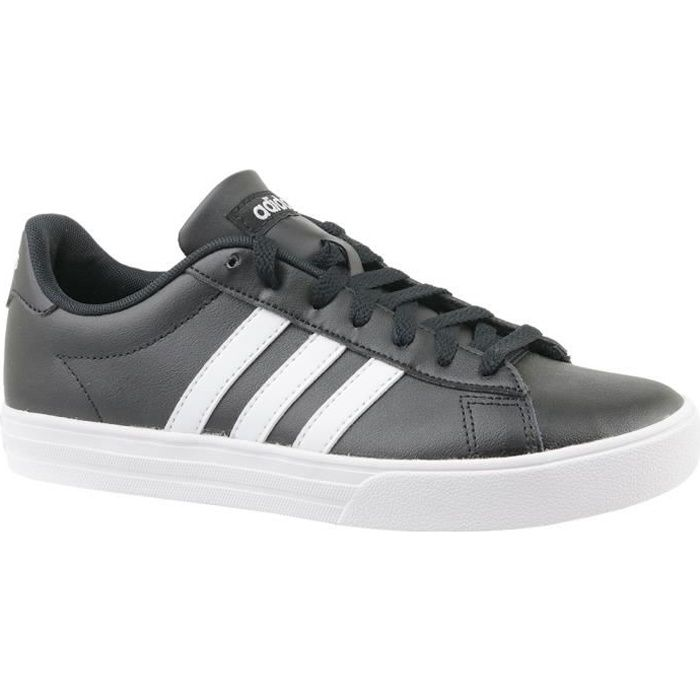 Adidas Daily 2.0 DB0161 Homme Baskets Noir