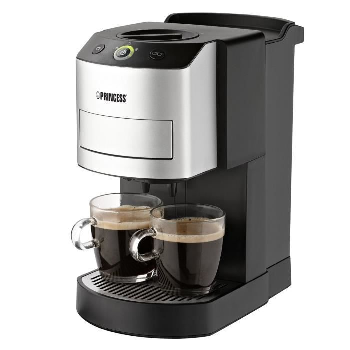 . Princess Pod Coffee Maker. - Achat / Vente CAFETIeRE - Cdiscount