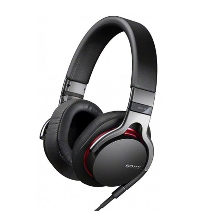 sony mdr 1r black casque audio casque couteur audio. Black Bedroom Furniture Sets. Home Design Ideas