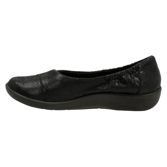 Femmes CLARKS Sillian Intro Chaussures Loafer