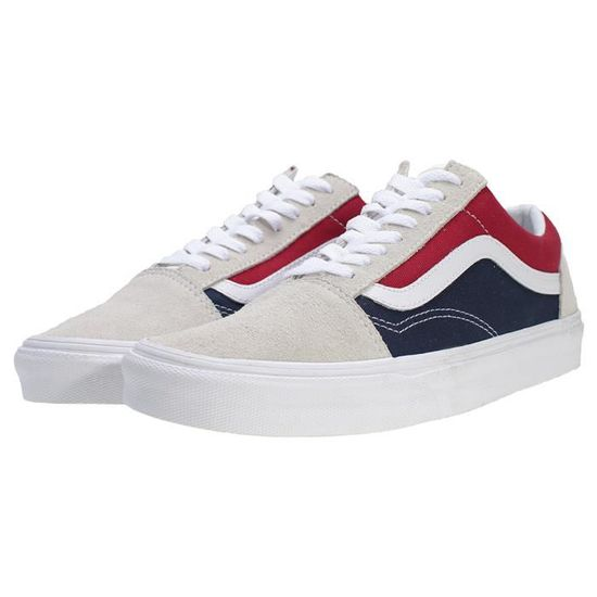 vans bleu blanc rouge off 70% - bonyadroudaki.com