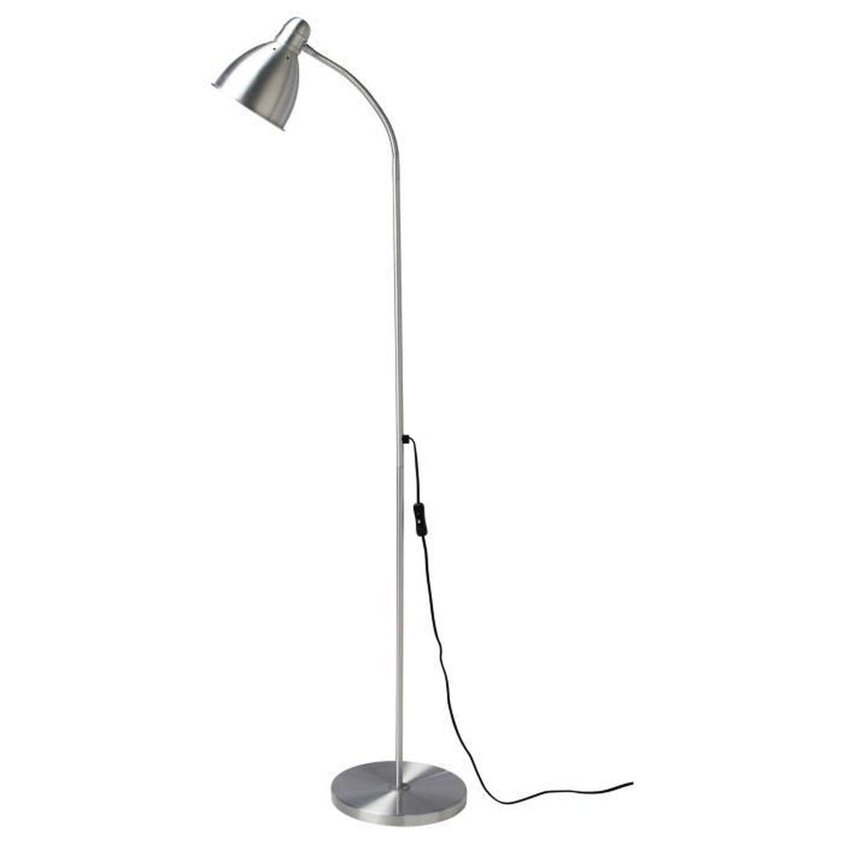 Cadre Photo Sur Pied Ikea ikea - lampadaire liseuse - hauteur 131cm - achat / vente