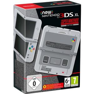 CONSOLE NEW 3DSXL NOUV. New Nintendo 3DS XL Super Nintendo Entertainment S