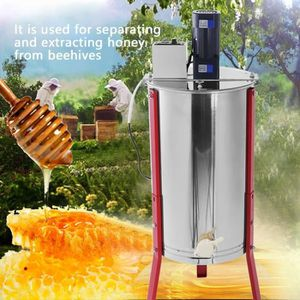 EXTRACTEURS Extracteurs miel électrique de miel de 3 cadres en