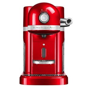 MACHINE À CAFÉ Kitchenaid Artisan Nespresso Rouge Empire