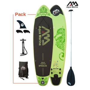 STAND UP PADDLE Stand Up Paddle Gonflable Aquamarina BREEZE - 297x