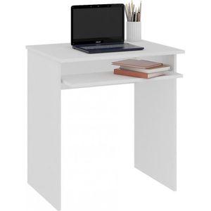 BUREAU  MALAWI   Bureau informatique compacte 68x74x51 cm