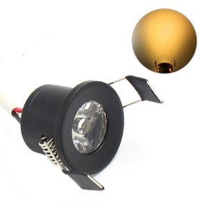 AMPOULE - LED Lediary Mini spot LED encastrables 4 couleurs disp