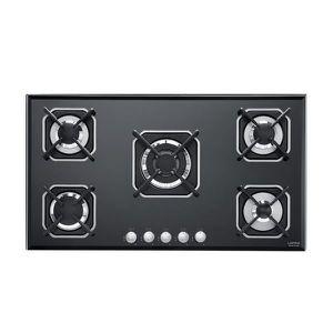 PLAQUE GAZ LOFRA HGN9E0 Mars 90 noir table de cuisson  90CM v