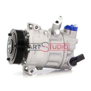 COMPRESSEUR AUTO Compresseur de climatisation, Volkswagen Sharan de