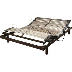 SOMMIER Sommier relaxation électrique S50 mono 120 x 19…