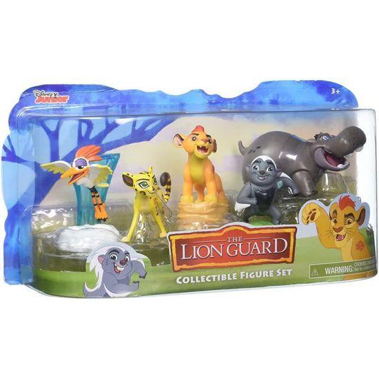 La Garde du Roi lion figurine Kion 5,5 cm Disney 132104