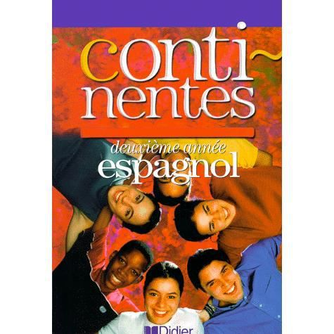Espagnol 3eme Continentes