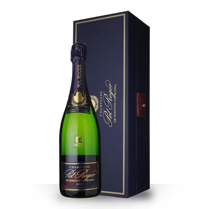 Pol Roger Sir Winston Churchill 2004 Brut 75cl - Coffret - Champagne
