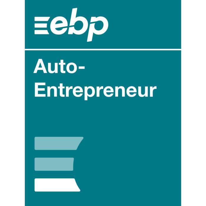 Ebp Auto Entrepreneur + Vip Dernière version 2020 Ntés Légales incluses
