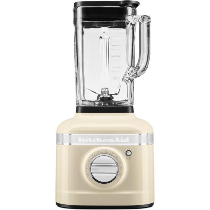 KitchenAid Blender K400 ARTISAN - Crème