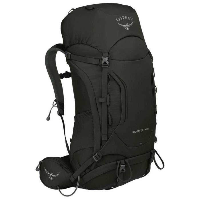 Sacs à dos et bagages Sacs à dos Osprey Kestrel 48l - Vert -Taille Unique