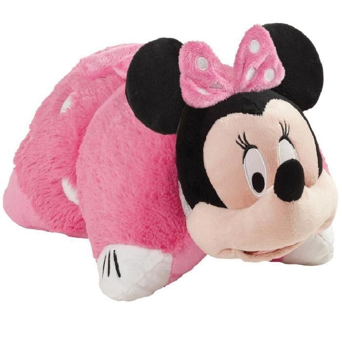 Pillow Pets Disney Mickey N » amis Jumboz - Minnie Mouse Jumbo peluche peluche REUEK