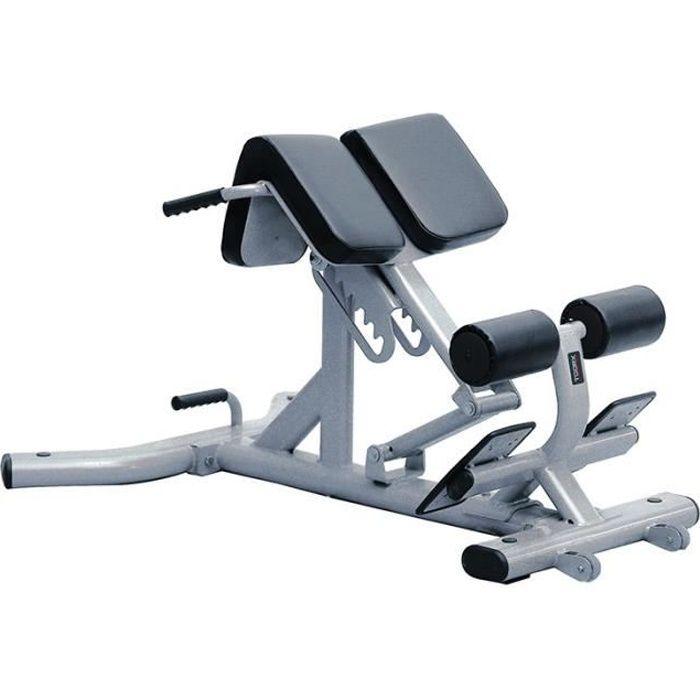 Banc de musculation lombaires réglable TOORX PRO WBX-2600