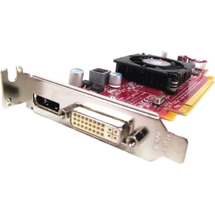 carte graphique ati radeon Carte Graphique ATI Radeon HD4550 512Mo 0C7MG0 PCIe DVI Display