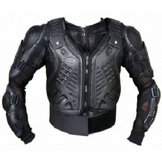 protection armure pare pierre dorsale moto gilet achat vente dorsale moto protection armure. Black Bedroom Furniture Sets. Home Design Ideas