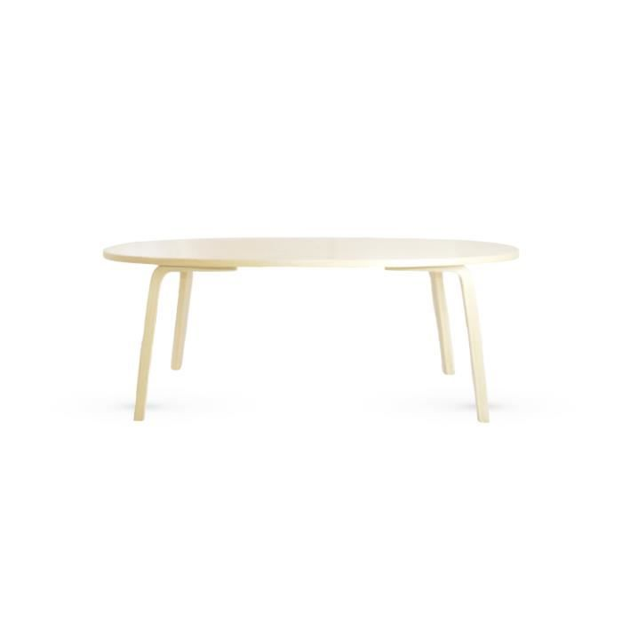 table basse design scandinave flen 120cm achat vente table basse table basse design scandina. Black Bedroom Furniture Sets. Home Design Ideas