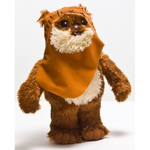star wars peluche ewok 35 cm achat vente peluche. Black Bedroom Furniture Sets. Home Design Ideas