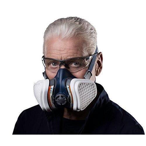 masque de protection solvant