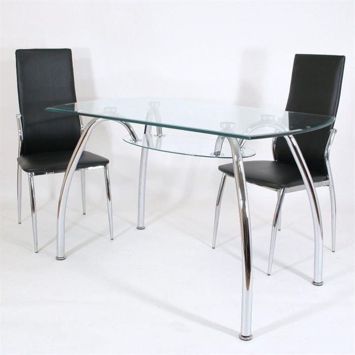 table rabattable cuisine paris tables verre. Black Bedroom Furniture Sets. Home Design Ideas