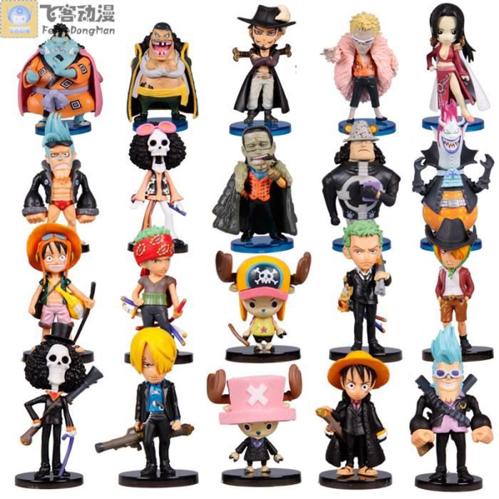 Anime Characters 153 Cm : Lot de figurines one piece luffy zoro cm achat