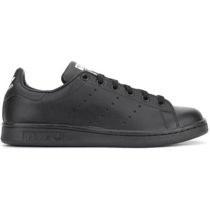 chaussures adidas stan smith noir achat vente pas cher cdiscount. Black Bedroom Furniture Sets. Home Design Ideas