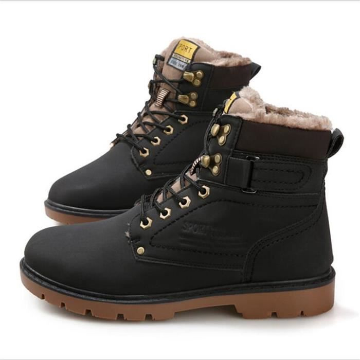 chaussures fourrees homme timberland
