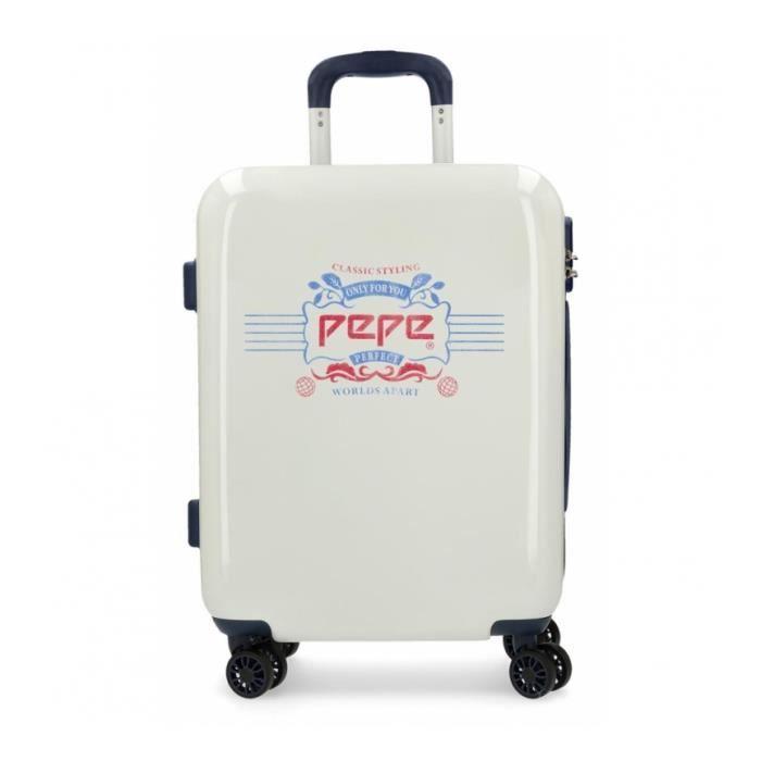 VALISE - BAGAGE Valise de cabine rigide 55cm Pepe Jeans Bagages Pe