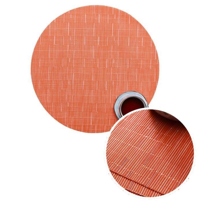 Ovale Napperon Set Graphite-Gris