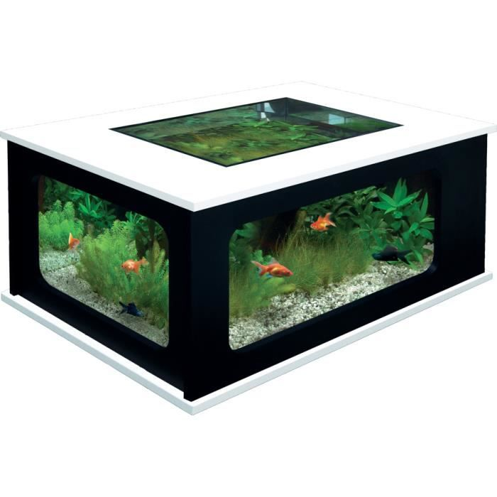 aquarium table 100x63 025 001 achat vente aquarium aquarium table 100x63 025 cdiscount. Black Bedroom Furniture Sets. Home Design Ideas
