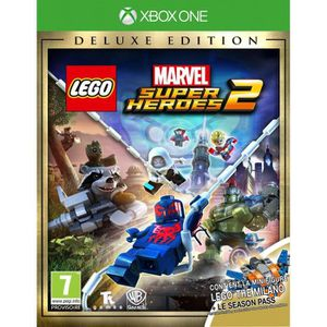 JEU XBOX ONE Lego Marvel Super Heroes 2 Edition Deluxe Jeu Xbox