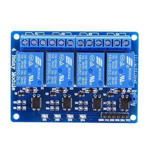 Relais Module 1 canaux 5v// 230 V Arduino AVR relais Optokoppler Relay