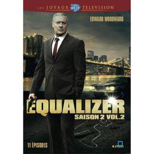 DVD SÉRIE DVD Coffret equalizer, saison 2, vol. 2
