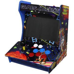 CONSOLE RÉTRO Machine d'Arcade à Jeux Rétro pour Table Bar Assem