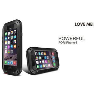 STICKER TÉLÉPHONE L'amour Mei antichocs Boîtier étanche pour Apple i