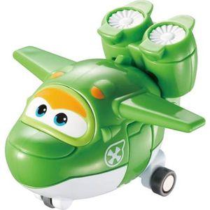 Flip Jerome /& MiraSuper WingsSet Mini Transform Les avions agent Chace
