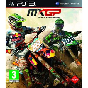 JEU PS3 MXGP - The Official Motocross Videogame (Playst...